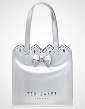 Ted Baker IDACON Håndveske silvercol