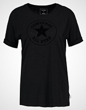 Converse Tshirts med print black