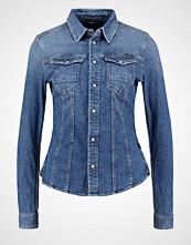 G-Star GStar TACOMA SLIM SHIRT L/S Skjorte blue denim