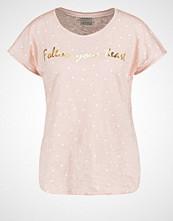 Vero Moda VMVALENTINE Tshirts med print peach whip