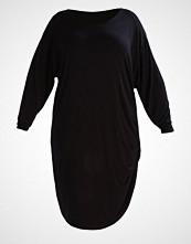 ADIA Jerseykjole black