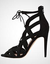 ALDO SHAYLLA Sandaler med høye hæler black