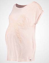 bellybutton Tshirts med print cream tan