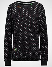Ragwear CUDDLE DOTS ORGANIC Genser black