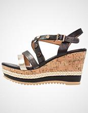 Cassis côte d'azur BENJOIN Sandaler med høye hæler noir