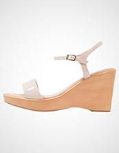 Unisa RITA Sandaler med høye hæler nude