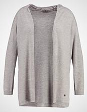 Open End Cardigan grey