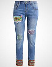 Desigual Slim fit jeans medium light