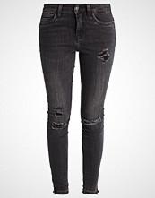 Only ONLKENDELL Jeans Skinny Fit grey denim