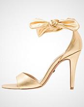 Buffalo Sandaler metallic gold