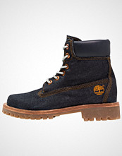 Timberland Snørestøvletter raw white oak/denim/black iris collar