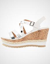 Cassis côte d'azur BENJOIN Sandaler med høye hæler blanc