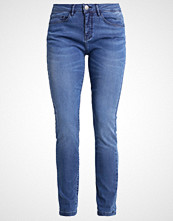 Opus EMILY Slim fit jeans ocean blue