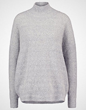Moss Copenhagen ROSE Jumper light grey melange
