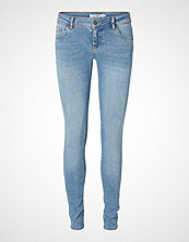 Vero Moda Jeans Skinny Fit lightblue denim