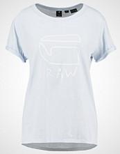 G-Star GStar ELXA SP 3D STRAIGHT R T S/S Tshirts med print plumbago
