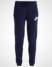 Nike Sportswear Treningsbukser obsidian/white