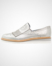 Tamaris Slippers silver antic
