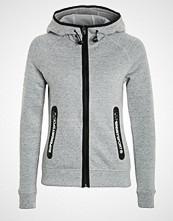 Superdry Treningsjakke grit grey