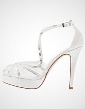 Menbur OLINTA Sandaler med høye hæler marfil