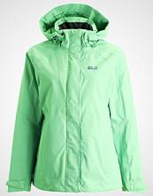 Jack Wolfskin THE ESMERALDAS Hardshell jacket spring green
