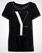 Expresso BODIL Tshirts med print black