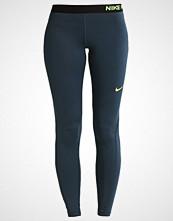 Nike Performance PRO DRY Tights squadron blue/volt