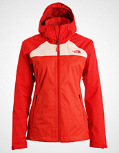 The North Face SEQUENCE  Hardshell jacket red