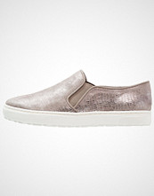 Jana Slippers taupe/metallic