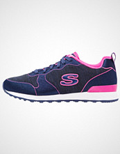 Skechers Sport OG 85 Joggesko navy heather/hot pink