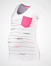 Noppies SIEMA Tshirts med print off white