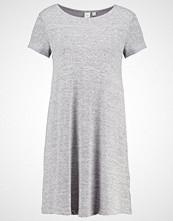 GAP Strikket kjole light grey marle