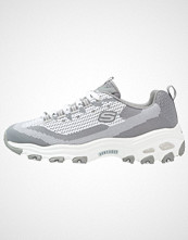 Skechers Sport D'LITES Joggesko gray/white
