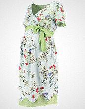 Sara Sommerkjole mint/floral