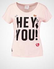Vero Moda VMBELLA ADVENTURE Tshirts med print peach whip
