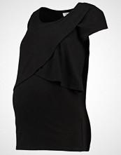 Zalando Essentials Maternity Tshirts med print black
