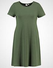 GAP Strikket kjole jungle green