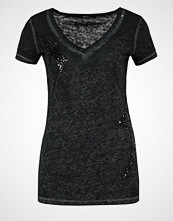 Replay Tshirts med print mottled black