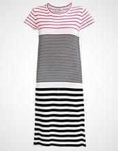 Mads Nørgaard KIANNA Strikket kjole black/white/red
