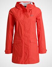 Jack Wolfskin CROSSTOWN  Hardshell jacket fiery red