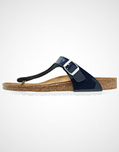 Birkenstock GIZEH Flip Flops dress blue