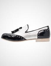 UMA PARKER Slippers navy/argento