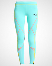 Kari Traa LOUISE  Tights turquoise