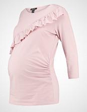 New Look Maternity Topper langermet mid pink