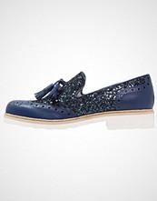 UMA PARKER Slippers blu/glitter blu