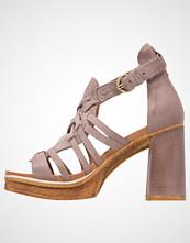 Mjus CREEK Sandaler med høye hæler malva