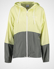 Columbia FLASH FORWARD Windbreaker spring yellow/sedona sage