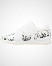 Anna Field Slippers white/grey/black