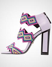 Kat Maconie ALEXA Sandaler med høye hæler lilac/navy