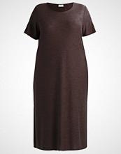 Junarose JRRODA  Fotsid kjole black coffee